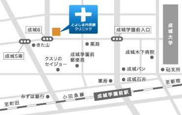 世田谷区成城6-17-5