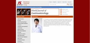 World Journal of Gastroenterology 修正